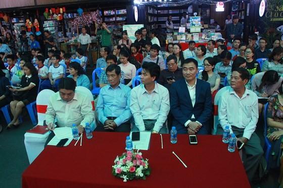 Đường sách TP Hồ Chí Minh mừng đón tuổi lên 3 ảnh 1