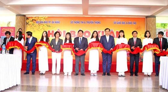 Đà Nẵng, khai mạc, Hội Báo Xuân Kỷ Hợi 2019 với trên 200 ấn phẩm báo chí, tạp chí ảnh 1