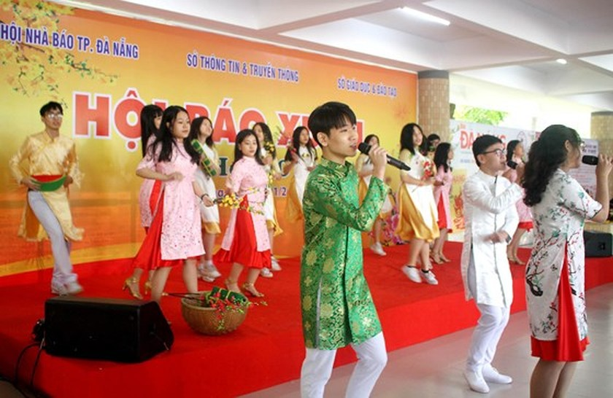 Đà Nẵng, khai mạc, Hội Báo Xuân Kỷ Hợi 2019 với trên 200 ấn phẩm báo chí, tạp chí ảnh 3