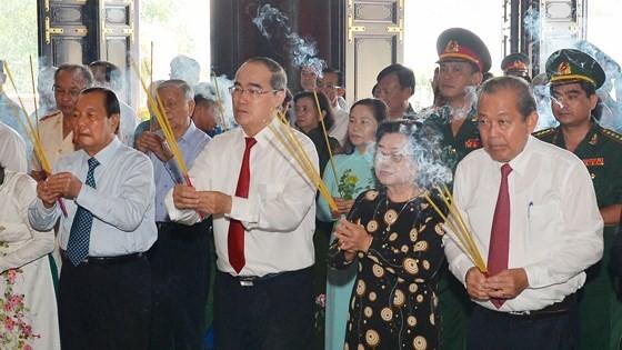 Họp mặt truyền thống Cách mạng Sài Gòn - Chợ Lớn - Gia Định- TPHCM ảnh 1