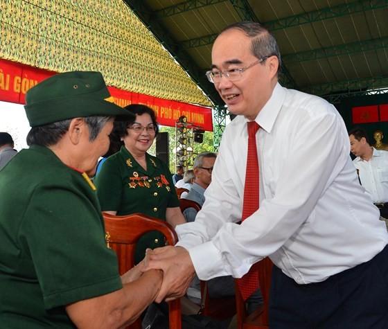 Họp mặt truyền thống Cách mạng Sài Gòn - Chợ Lớn - Gia Định- TPHCM ảnh 5