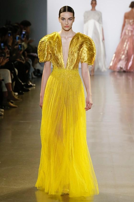 """Xem BST """"Cuộc dạo chơi của những vì sao"""" của Công Trí tại New York Fashion Week 2019 ảnh 4"""
