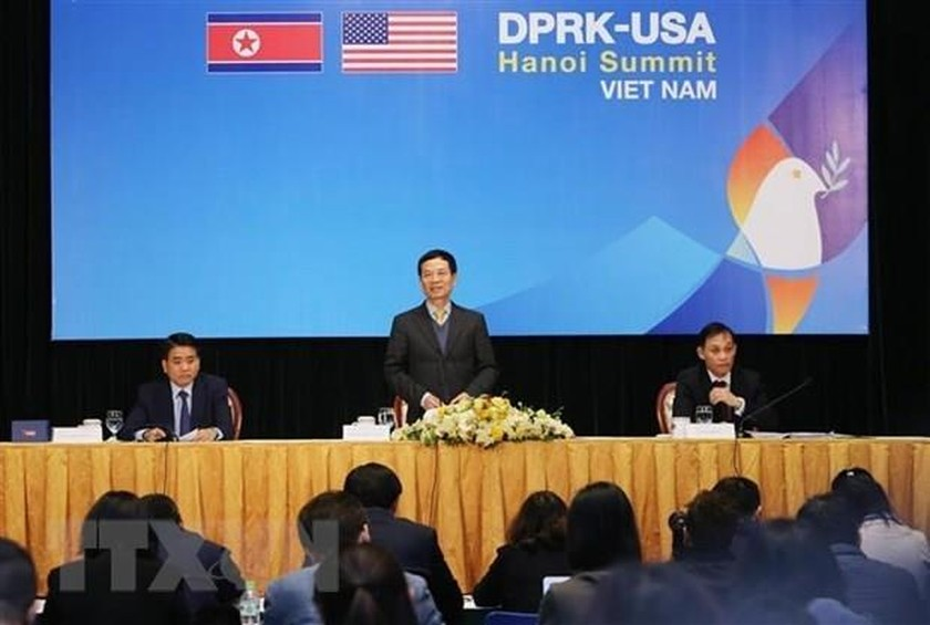 Vietnam ready to provide best conditions for DPRK-USA Summit ảnh 1