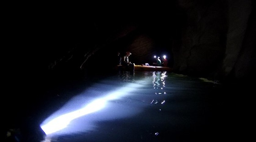First ever public photos of a research trip to Son Doong Cave ảnh 16