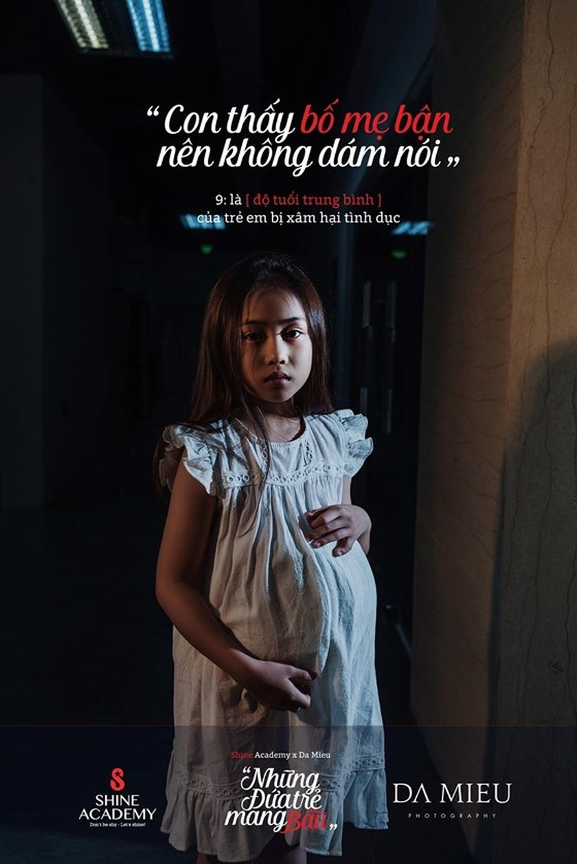 Photo collection calls for action together to stop child sexual abuse ảnh 4