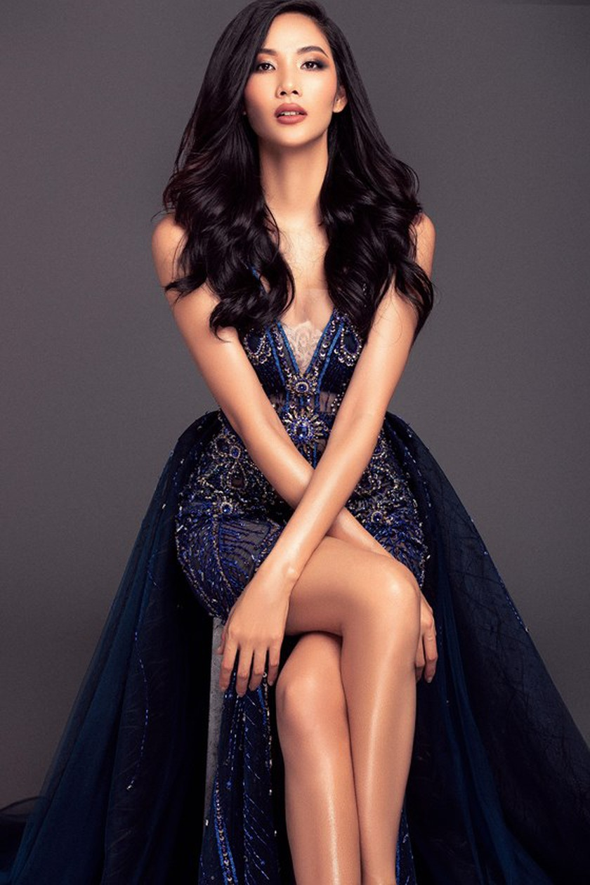 Hoang Thuy to join Miss Universe 2019 ảnh 4