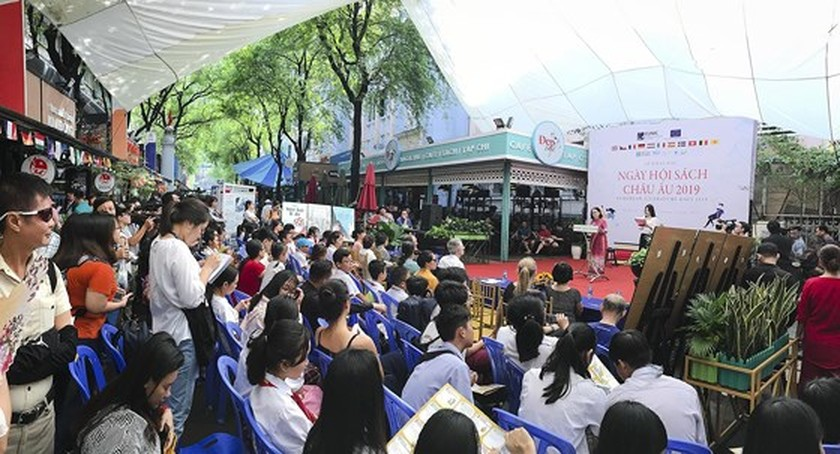 European Book Day 2019 opens HCMC ảnh 2