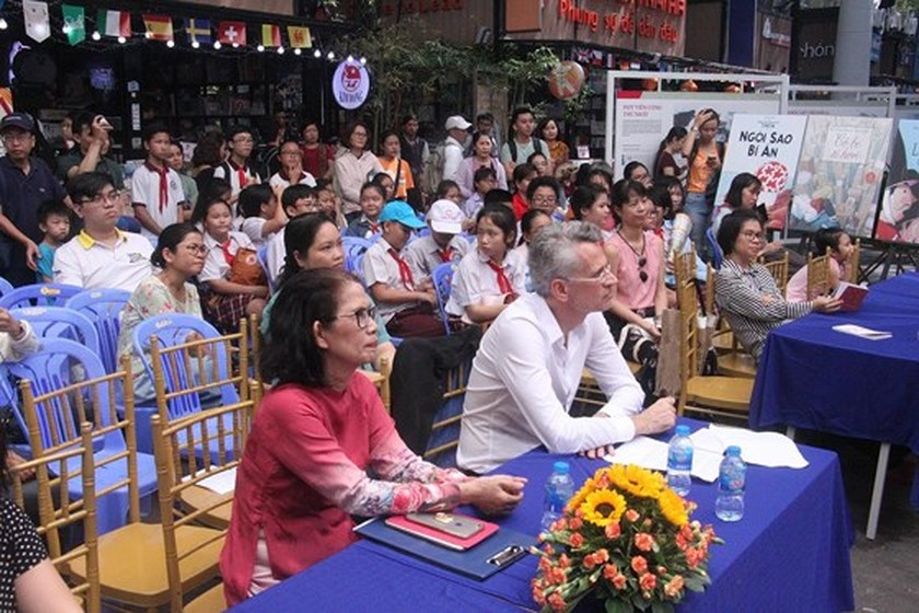 European Book Day 2019 opens HCMC ảnh 5