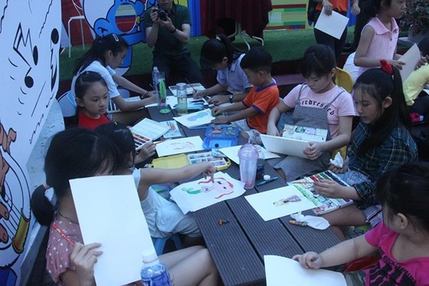 European Book Day 2019 opens HCMC ảnh 6