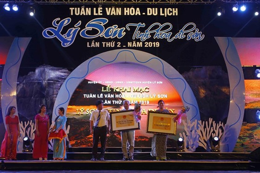 The 2nd Ly Son island Culture and Tourism Week opens ảnh 1