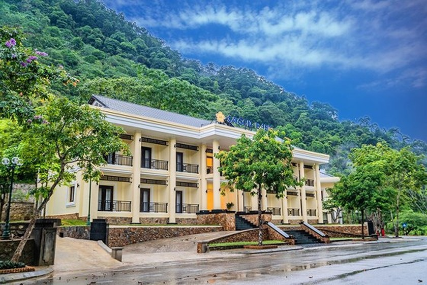 Bac Kan province sees one more high-quality accommodation ảnh 1