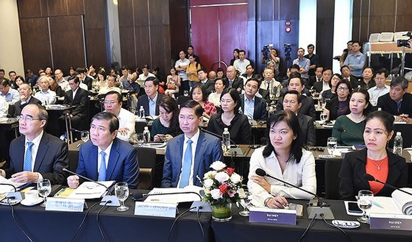 HCMC defines its target for becoming int'l financial center ảnh 2