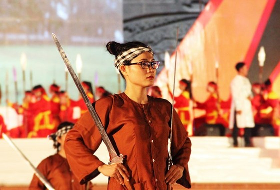 7th int'l traditional martial arts festival kicks off in Binh Dinh ảnh 11