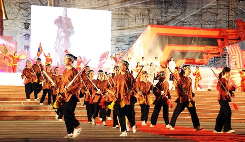 7th int'l traditional martial arts festival kicks off in Binh Dinh ảnh 12