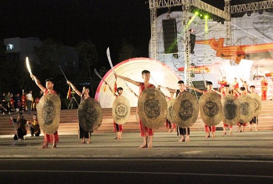 7th int'l traditional martial arts festival kicks off in Binh Dinh ảnh 13