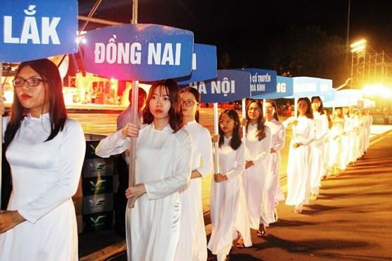 7th int'l traditional martial arts festival kicks off in Binh Dinh ảnh 4