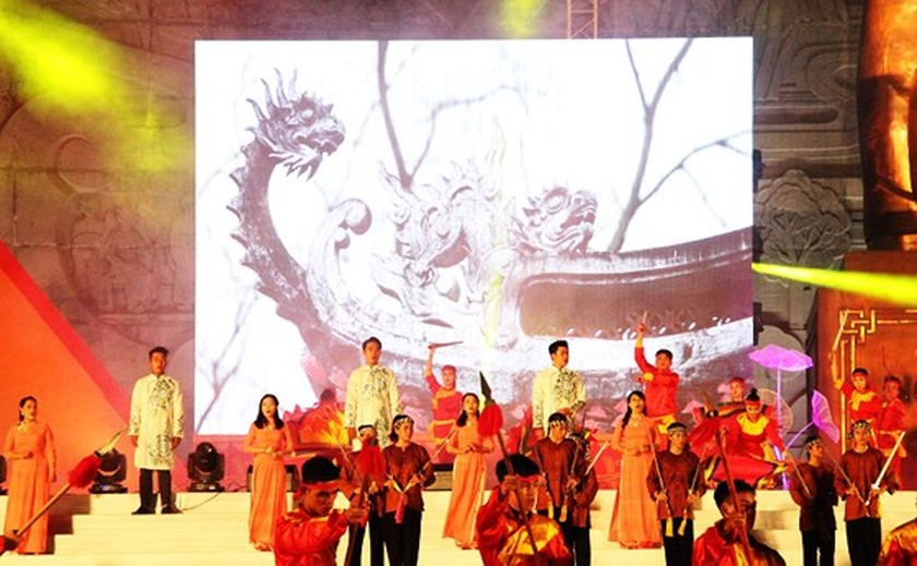7th int'l traditional martial arts festival kicks off in Binh Dinh ảnh 5