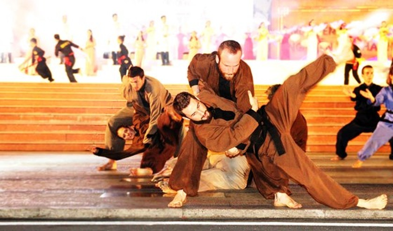 7th int'l traditional martial arts festival kicks off in Binh Dinh ảnh 8