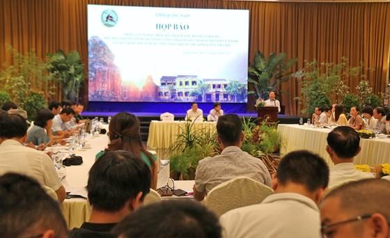 Quang Nam celebrates UNESCO recognition of Hoi An, My Son, Cu Lao Cham ảnh 1