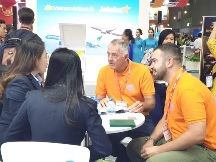 15th International Travel Expo Ho Chi Minh City wrap ups ảnh 2