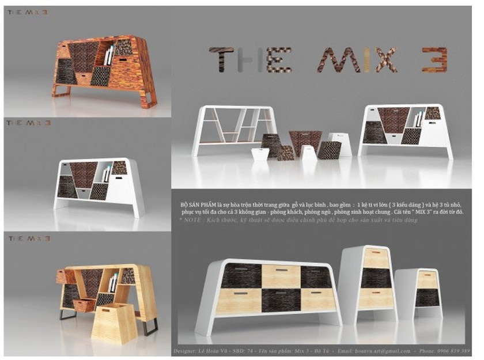 Hoa Mai Furniture Design Competition launched. Hoa Mai Furniture Design Competition launched   Education   SGGP