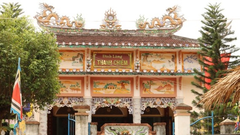 Thanh Chiem Palace recognized as National Historic Relic Site  ảnh 1