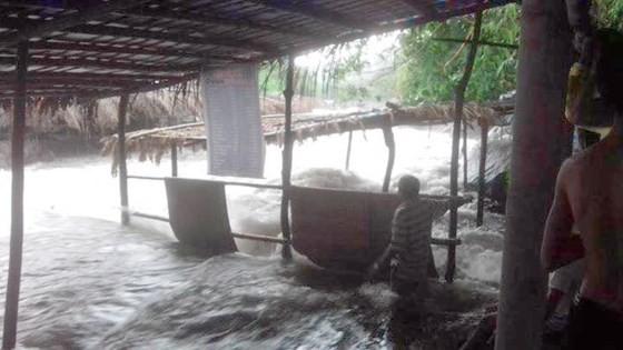 Flashflood accidentally hits Thua Thien- Hue ảnh 1