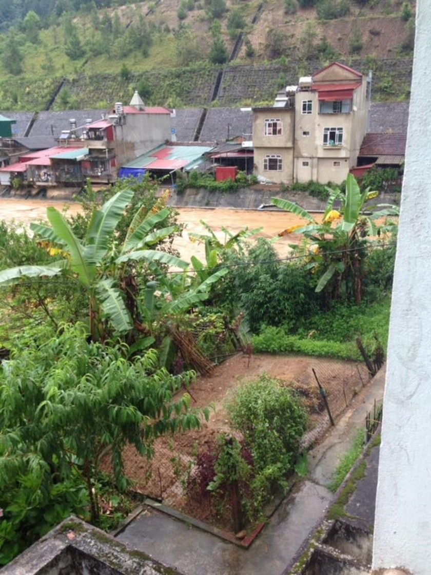 flashflood in northern moutainous provinces ảnh 2