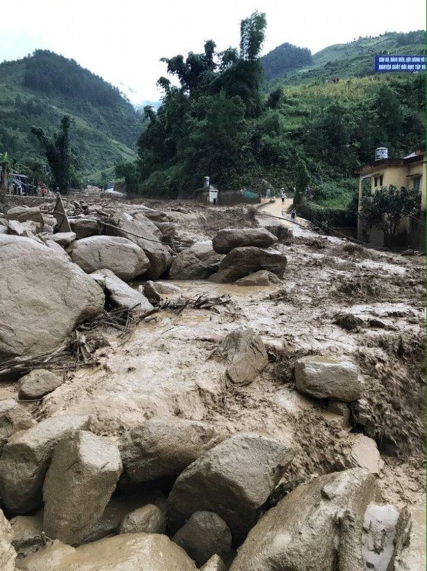 flashflood in northern moutainous provinces ảnh 6