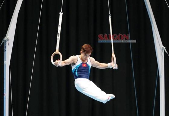 Vietnamese gymnasts win gold medal at SEA Games 2017 ảnh 1