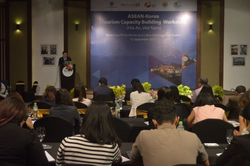 Central provinces of VN promote attraction of South Korean tourists ảnh 1