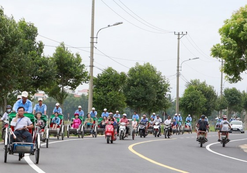 APEC ministers' excellency experience cultural heritage of Quang Nam  ảnh 3