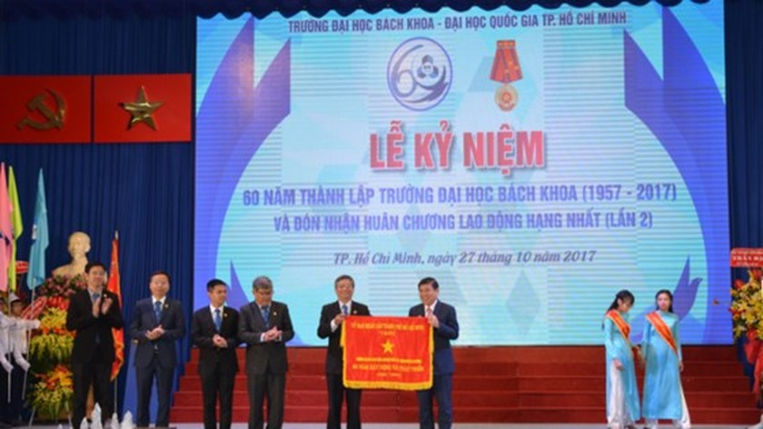 BKU receives First Class Labor Medal  ảnh 2