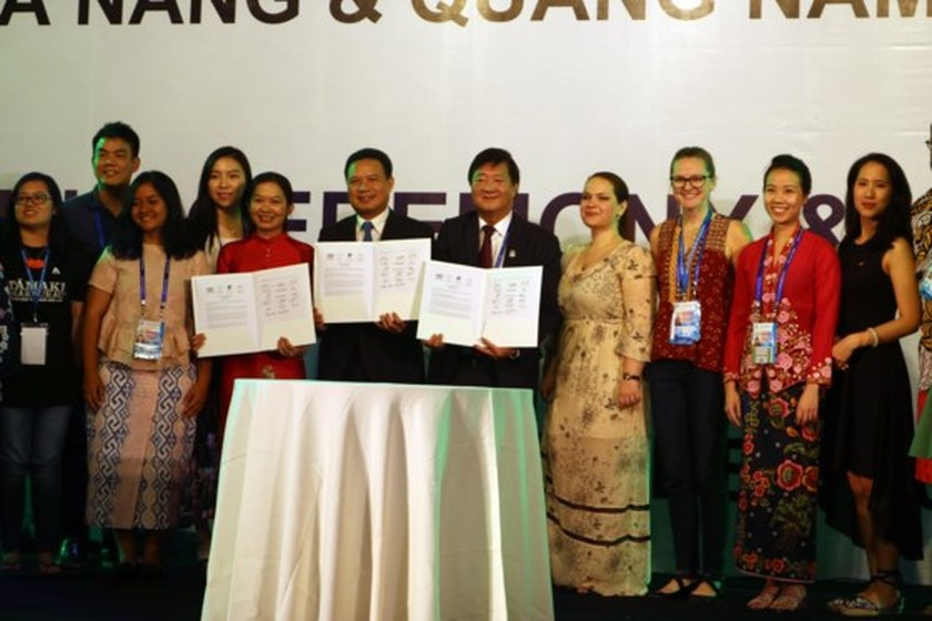 APEC Voices of Future Forum issues youth declaration ảnh 4