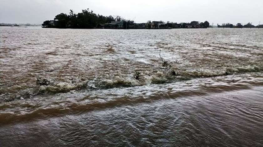 Nearly 29,000 houses moved due to huge flooding  ảnh 10