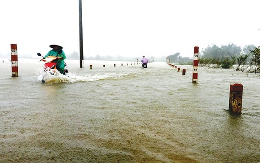 Nearly 29,000 houses moved due to huge flooding  ảnh 6