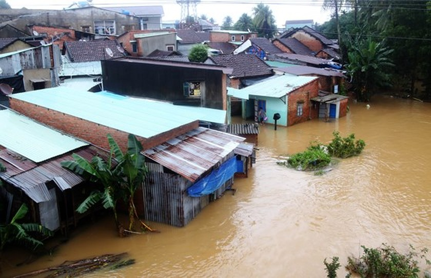 Nearly 29,000 houses moved due to huge flooding  ảnh 12