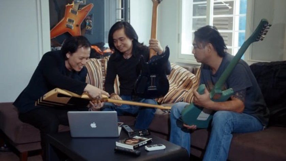 Phim tài liệu về Trần Lập và ban nhạc Bức Tường được công chiếu tại TPHCM ảnh 5