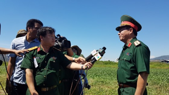 Bàn giao 12,7ha đất quốc phòng để mở rộng sân bay quốc tế Đà Nẵng ảnh 4