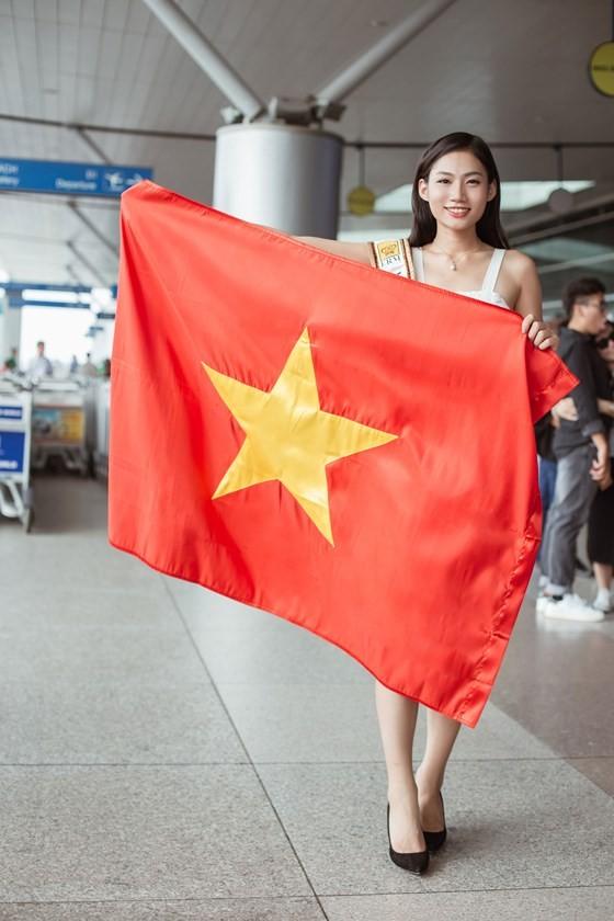 Đỗ Trịnh Quỳnh Như đại diện Việt Nam dự thi Miss Model of the World 2017 ảnh 2
