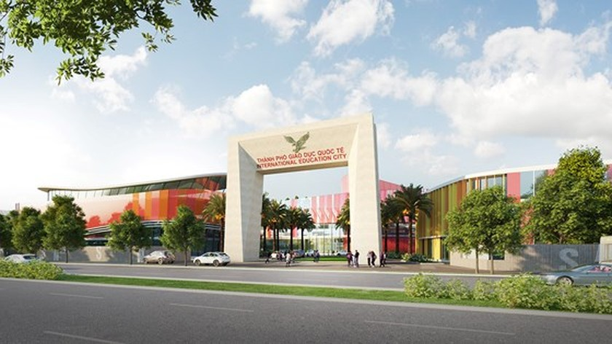 Hơn 1.000 tỷ đồng xây dựng Thành phố giáo dục đầu tiên tại Việt Nam ảnh 3