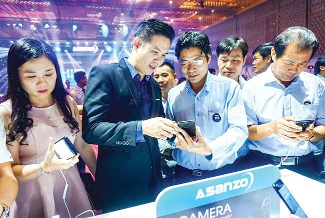 Smartphone Việt chinh phục người tiêu dùng  ảnh 1