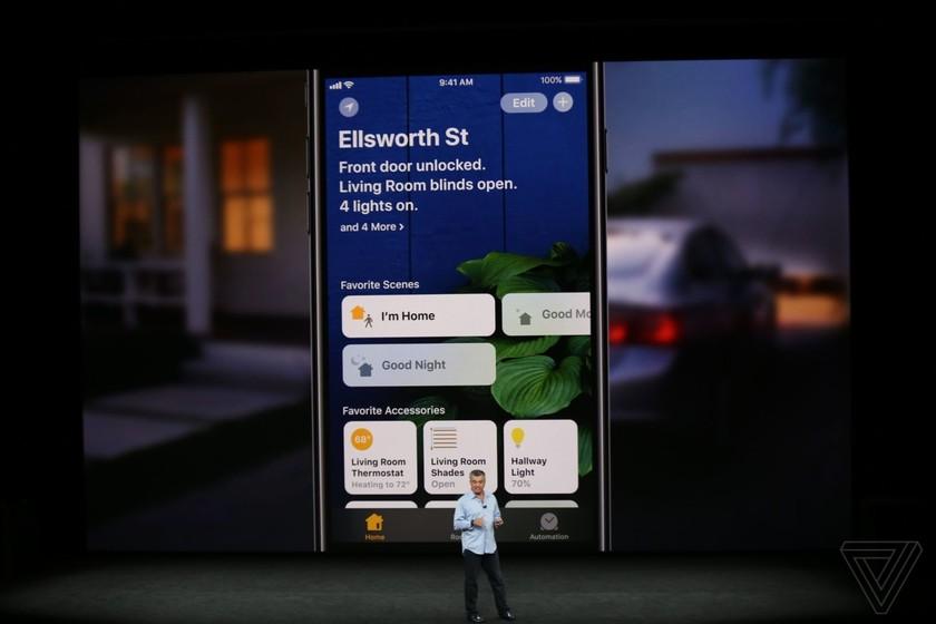 iPhone 8/8 Plus và iPhone X chính thức được ra mắt ảnh 65