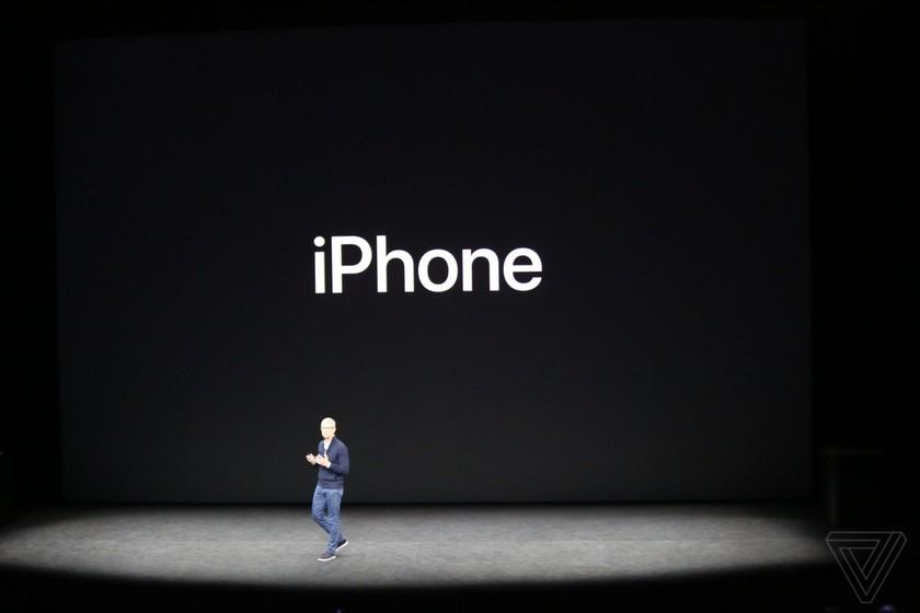 iPhone 8/8 Plus và iPhone X chính thức được ra mắt ảnh 60