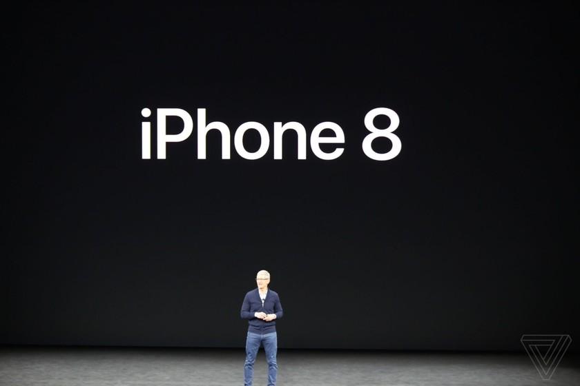 iPhone 8/8 Plus và iPhone X chính thức được ra mắt ảnh 57
