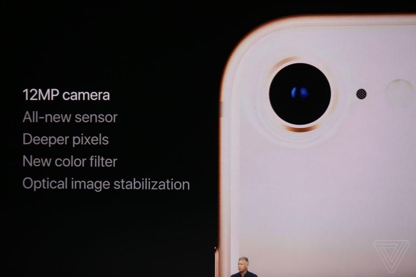 iPhone 8/8 Plus và iPhone X chính thức được ra mắt ảnh 52
