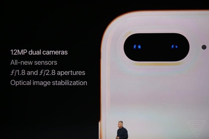 iPhone 8/8 Plus và iPhone X chính thức được ra mắt ảnh 53