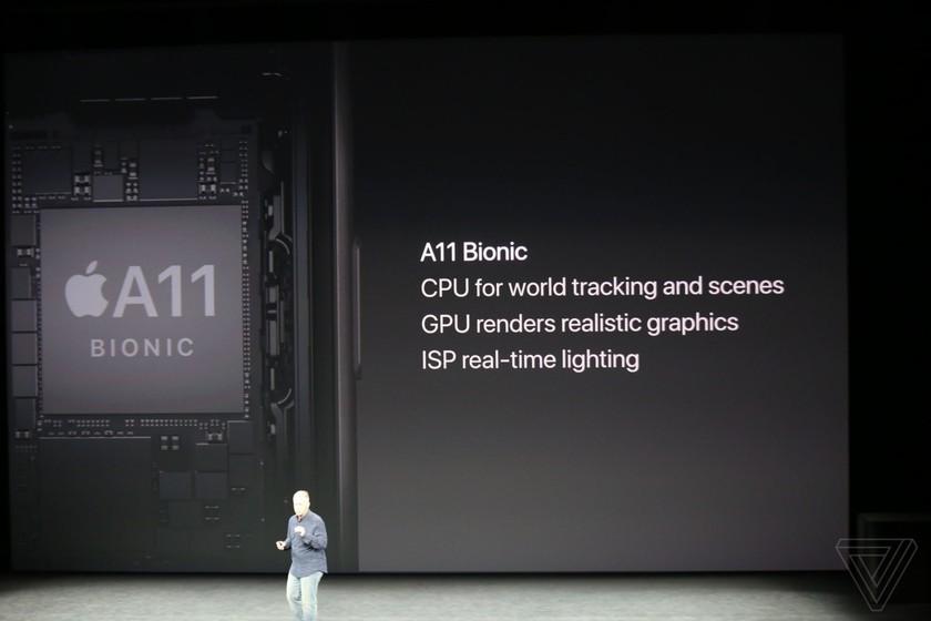 iPhone 8/8 Plus và iPhone X chính thức được ra mắt ảnh 48