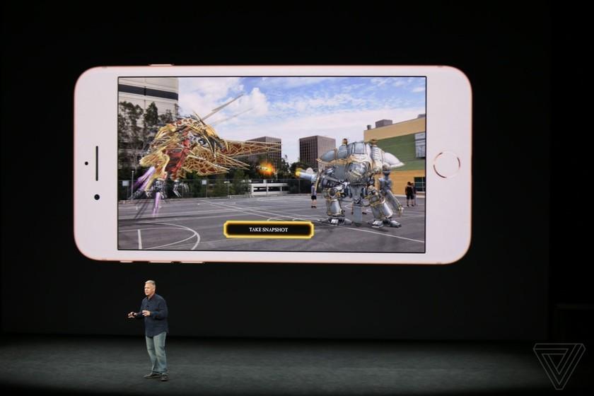 iPhone 8/8 Plus và iPhone X chính thức được ra mắt ảnh 49