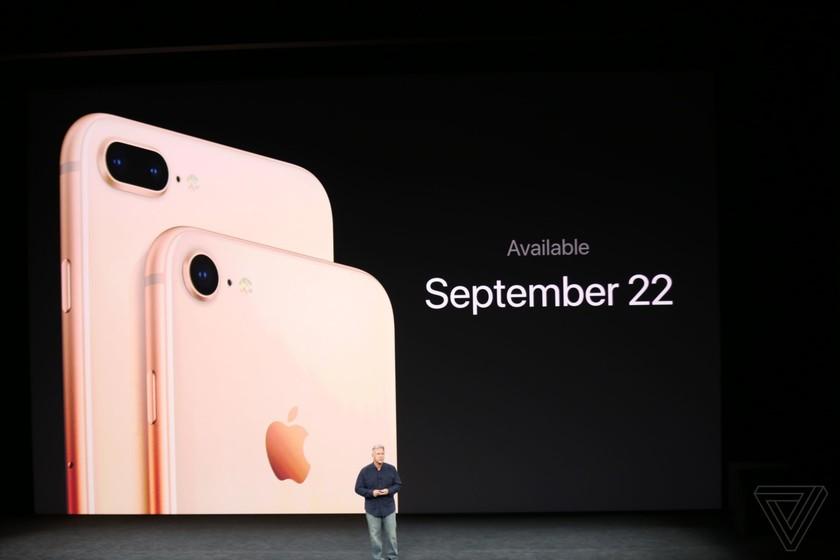 iPhone 8/8 Plus và iPhone X chính thức được ra mắt ảnh 41